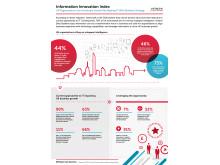 Information Innovation Index Infographic