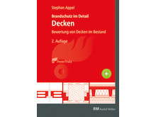 Brandschutz im Detail – Decken, 2 Auflage (2D/tif)