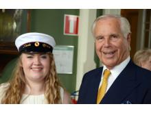 Nicole Kjellberg får Anders Wall-stipendium på 50.000 kronor