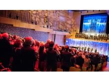 Musikhögskolan 40 år