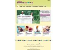 MinaFramsteg -motiveranade websajt om diabetes typ-2