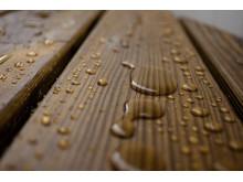 Saga Wood svanemerket terrasseplank