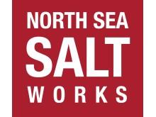 North sea salt works logo