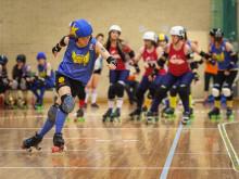 Stockholm BSTRDs vs Dock CIty Rollers
