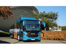 Scania Interlink LD CNG