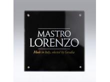 Akrylskylt Lorenzo
