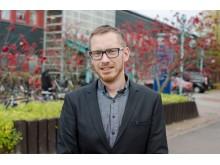 Jan Frostevarg, forskare inom produktionsutveckling vid Luleå tekniska universitet
