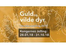 Guld og vilde dyr - Danefæudstilling 2018