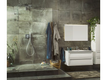 Skagenlux walk-in shower