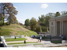 Formella trädgården Gunnebo slott