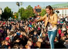 Linda Bengtzing på Hörby KulturKalas