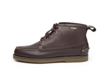 Sebago Flotilla Dark Brown
