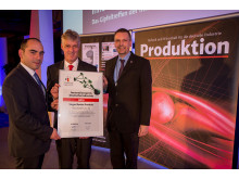 Rittal vinner innovationspris för energieffektiva kylaggregat