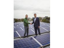 LOS lanserer sol i samarbeid med Otovo - 2