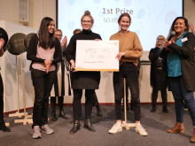 Team Apple Girl vinnare Greater CPH Food Hack 2018