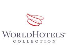 WorldHotels logo