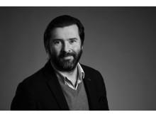 Marcus Bjärneroth, Director of Public/Media Relations i Garmin Nordic