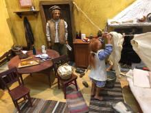Miniatyr från utställningen En sagolik skola - Folkskolan 175 år
