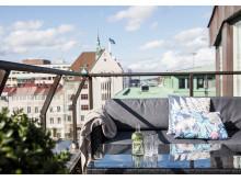 Balkong Radisson Blu Scandinavia Hotel