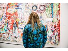 Art Nigth i Murakami by Murakami på Astrup Feranley Museet