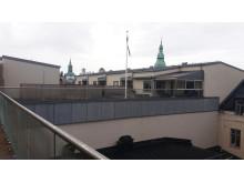 Nyköping 18, Radhus på tak