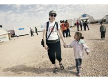 UNHCR och Clowner utan Gränser i samarbete