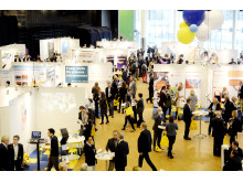 Nordic Life Science Days, Oct 2013, Exhibition area