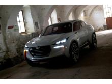Konseptbilen Intrado fra Hyundai