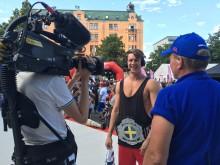 Jonatan Petersson vinnare i SM i tricking 2016