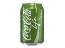 Coca-Cola life 33 centiliter