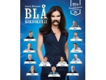 Blå Kokboken II - Omslag