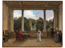 New acquisitions: French Romantic paintings of Rome