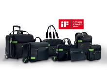 Leitz Complete Smart Traveller Bags - Tilldelat två designutmärkelser