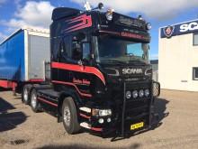 Ny Scania R 730 med V8-motor til vognmand Christian Schou