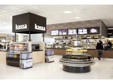 Ny Food Court invigs på Göteborg Landvetter Airport