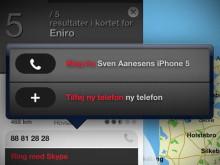 Krak beamer numre fra iPad til smartphone - 5