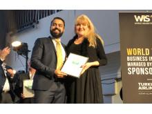 Diplomutdelning - UIC rankas som världens 4:e bästa företagsinkubator med universitetskoppling enligt UBI Global 17/18