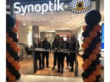 Butiksoppning Synoptik Norrkoping