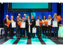 Vinnare Powered by People - Employee Experience Award 2019