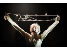 Cirkus Cirkör - Knitted Piece - Niklas Blomberg