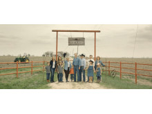 Familjen Erickson i Texas