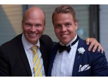 Festinord Gala, Daniel Palm & Kristoffer Kääriä