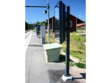 DSP46 SLR - ny ljusstark LCD-skylt för utomhusbruk i solbelyst miljö