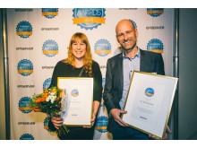 IVT Värmepumpar, vinnare i Bästa webb B2C, EPiServer Awards 2014