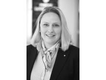 Jill Söderwall, kryssningsansvarig på Göteborgs Hamn AB.