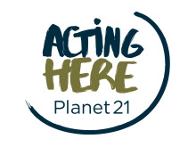 Planet 21 - Acting here