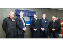 Duke of Kent opens Rochester