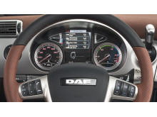 29. DAF CF - Interior - Exclusive Line