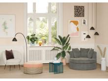 Ava lounge chair
