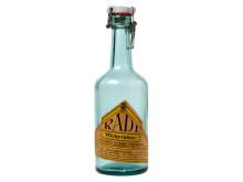 Flaska med mineralvatten